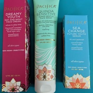 Pacifica Vegan Skin Care lot